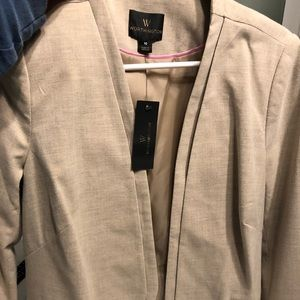 NWT Worthington Blazer